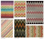 Missoni Home  and Albert & dash rugs