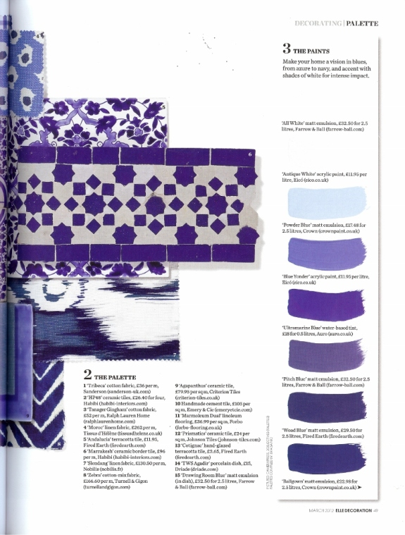 Elle Decoration blue p2