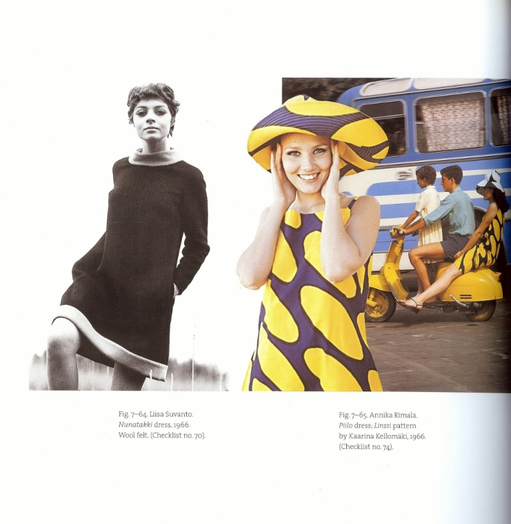 Both of these Marimejjo dresses are from 1966!!