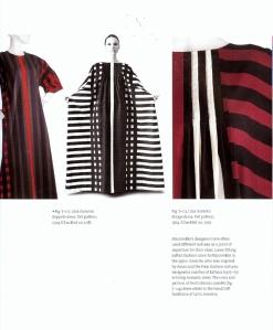 These caftans were created by Marimekko designer Liisa Suvanto in 1974.