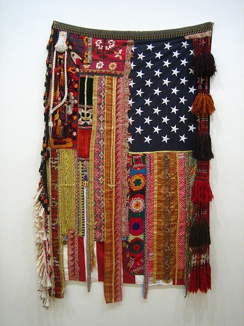 Coolest Boho American Flag Ever Fabricadabra S Blog