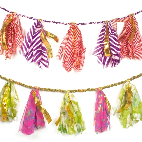 recycled-sari-and-mylar-party-tassel-garland-3