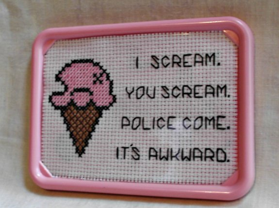 i_scream_funny_cross_stitch_by_agorby00-d6copdj