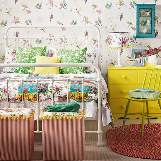 Boho-Bedroom-Ideal-Home-Housetohome